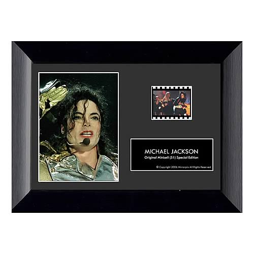 Michael Jackson Series 1 Mini Film Cell