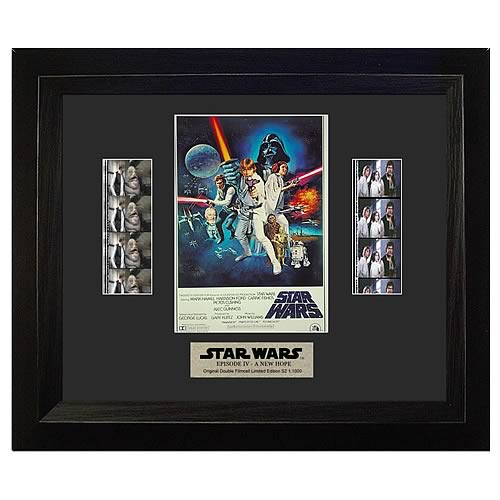 Star Wars A New Hope Series 2 Double Film Cell