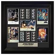 Star Wars A New Hope Montage Film Cell