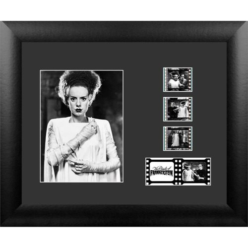 Bride Of Frankenstein Elsa Lancaster Film Cell