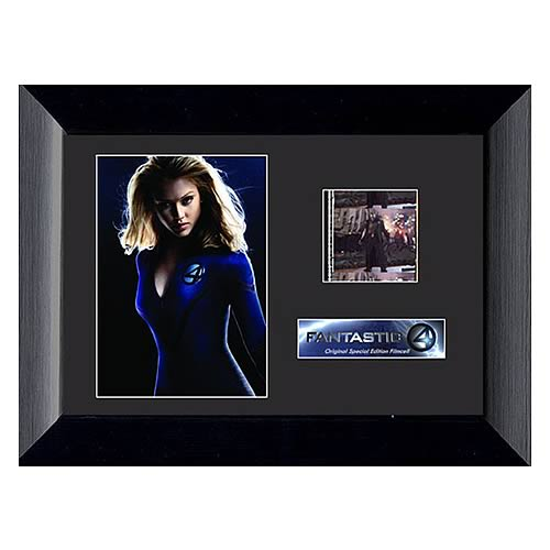 Fantastic Four Invisible Woman Mini Cell