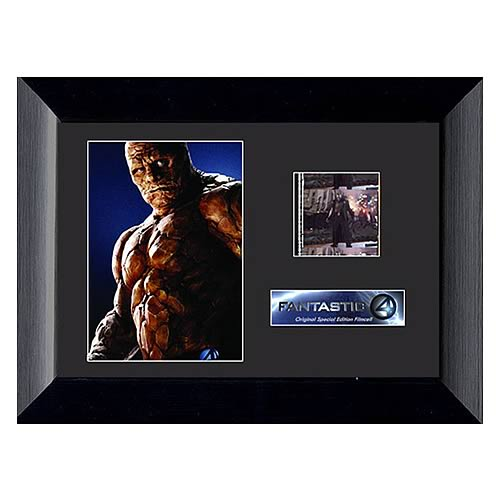 Fantastic Four The Thing Mini Cell