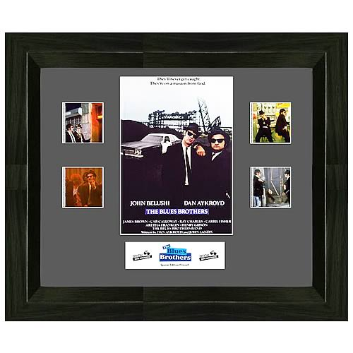 Blues Brothers  Double Special Edition Film Cell