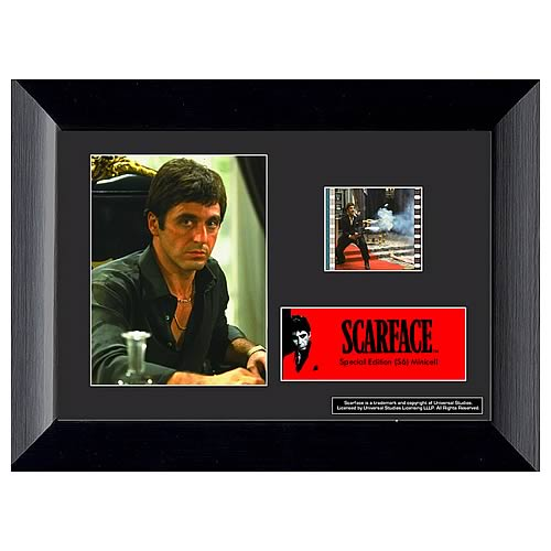 Scarface Series 6 Mini Cell