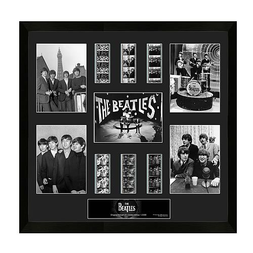 The Beatles Series 1 Montage Film Cell