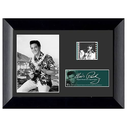 Elvis Presley Series 21 Mini Cell