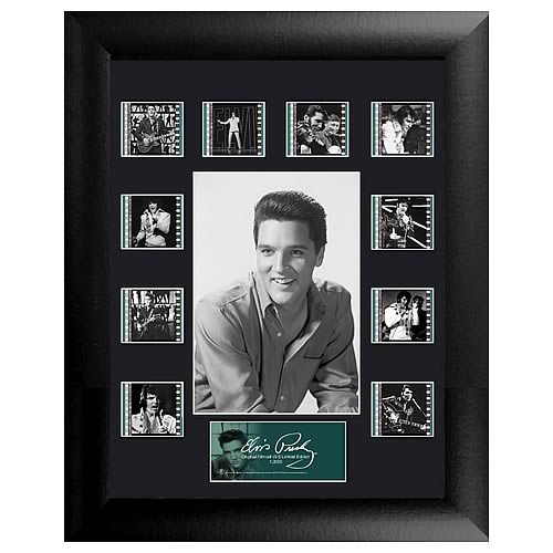 Elvis Presley Series 3 Mini Montage Film Cell