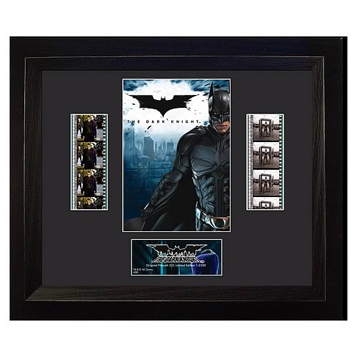 Batman The Dark Knight Series 3 Double Film Cell