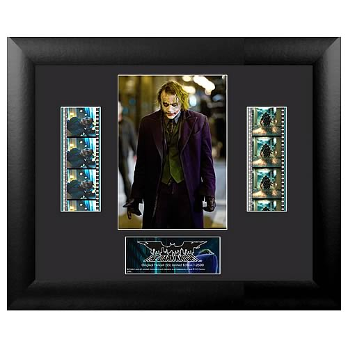 Batman The Dark Knight Series 5 Framed Double Film Cell