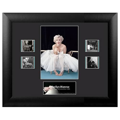 Marilyn Monroe Series 3 MGC Double Film Cell