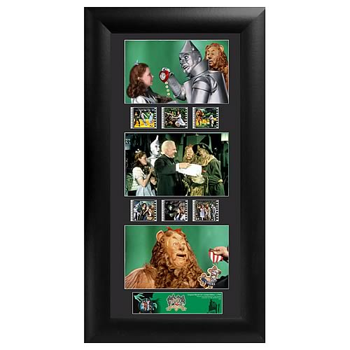 Wizard of Oz 70th Anniversary Series 1 Trio Film Cell