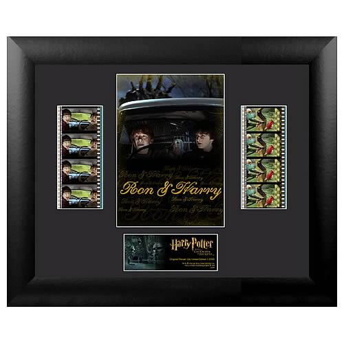 Harry Potter Chamber of Secrets Series 4 Double Film Cell
