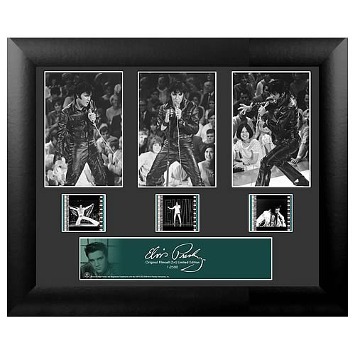 Elvis Presley Series 4 Standard Triple Film Cell