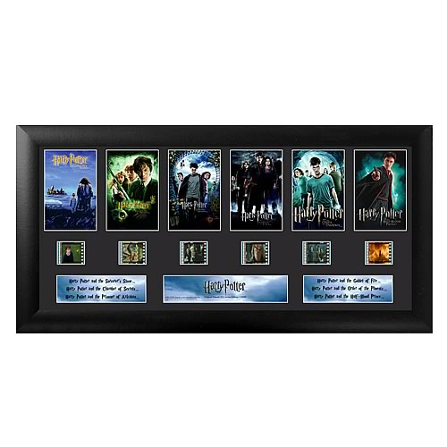 Harry Potter 6-Film Series 2 Deluxe Film Cell