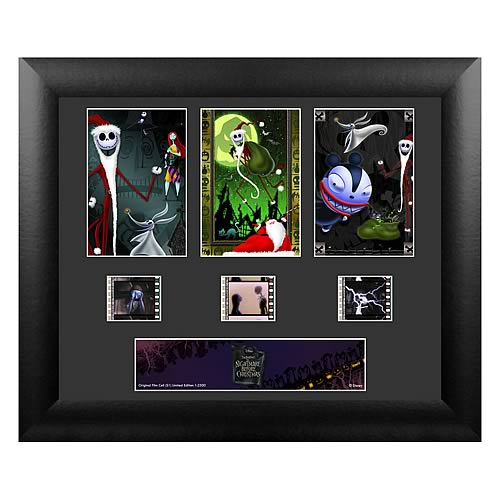 Nightmare Before Christmas Series 1 Standard Triple Filmcell