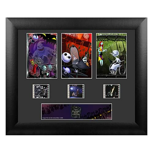 Nightmare Before Christmas Series 2 Standard Triple Filmcell