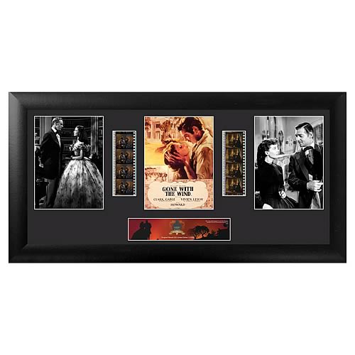 Gone with the Wind 70th Ann. Series 2 Triple Film Cell