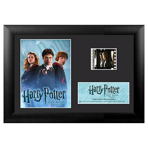 Harry Potter Half-Blood Prince Series 8 Mini Cell