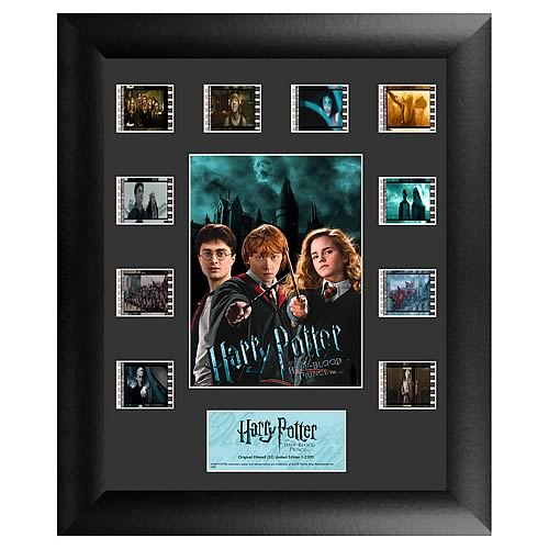 Harry Potter Merchandise Harry Potter Half-Blood Prince Series 2 Montage Film Cell