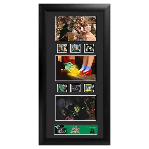 Wizard of Oz 70th Ann. Series 3 Upright Triple Film Cell