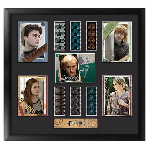 Harry Potter Deathly Hallows Series 1 Montage Film Cell