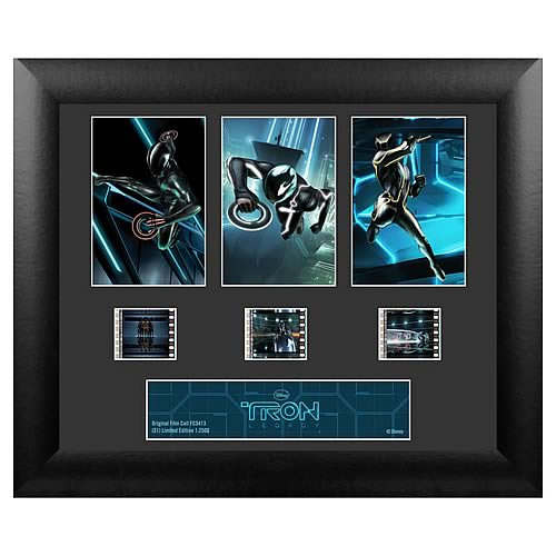 TRON Legacy Series 1 Standard Triple Film Cell