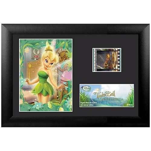 Tinker Bell Great Fairy Rescue Series 2 Mini Cell