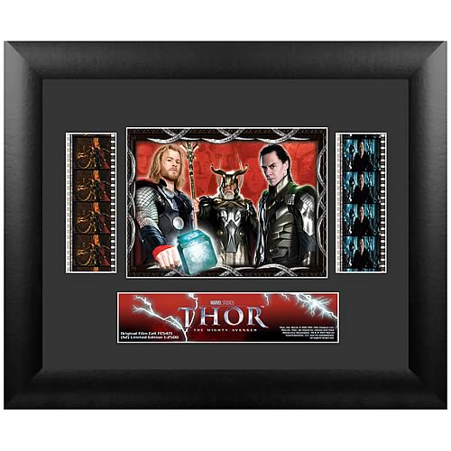Thor Movie Series 2 Double Film Cell