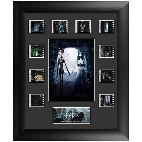 Corpse Bride Series 1 Mini Montage Film Cell