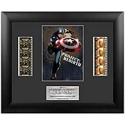 Captain America Movie Series 1 Double Film Cell
