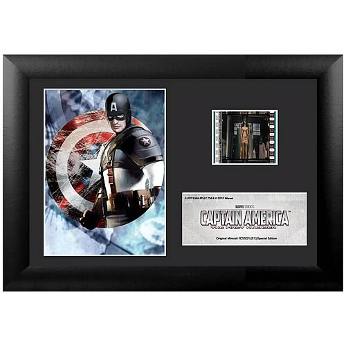 Captain America Movie Series 1 Mini Cell