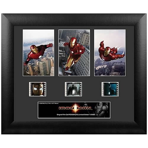 Iron Man Series 1 Standard Triple Film Cell