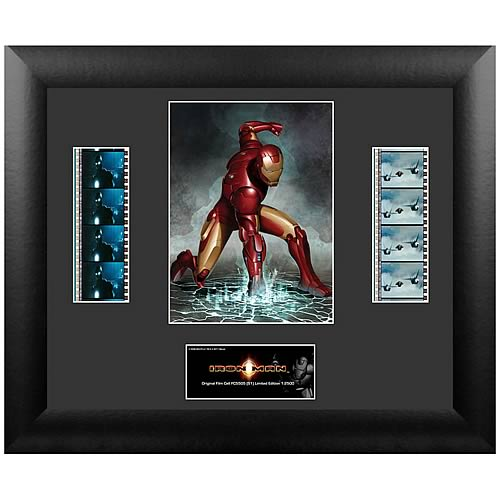 Iron Man Series 1 Double Film Cell