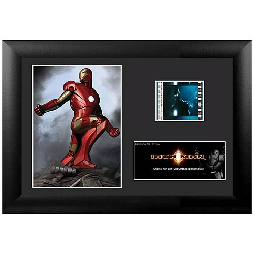 Iron Man Series 2 Mini Cell