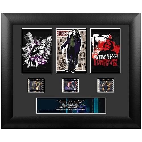 Batman: The Dark Knight Series 4 Standard Triple Film Cell