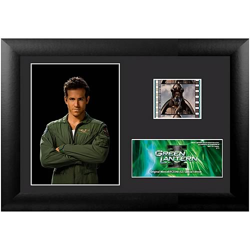 Green Lantern Series 2 Special Edition Mini Cell