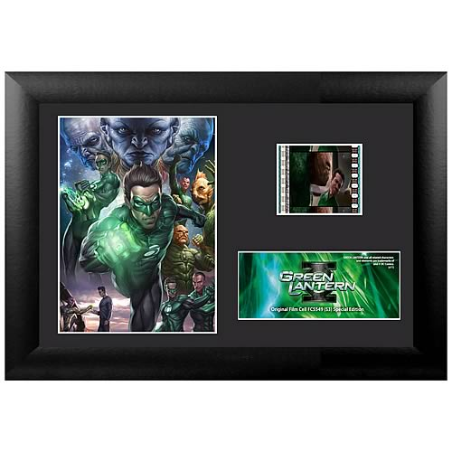 Green Lantern Movie Series 3 Mini Cell