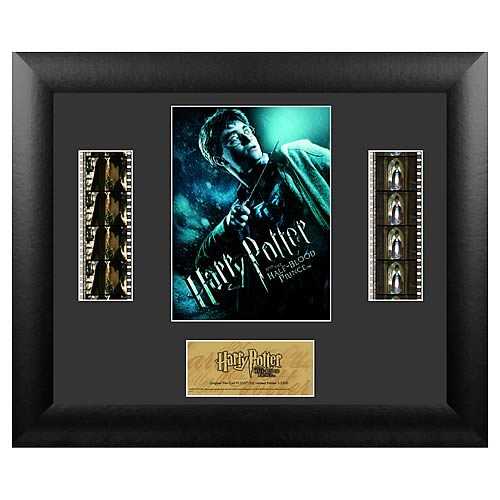 Harry Potter Half-Blood Prince Series 5 Double Film Cell