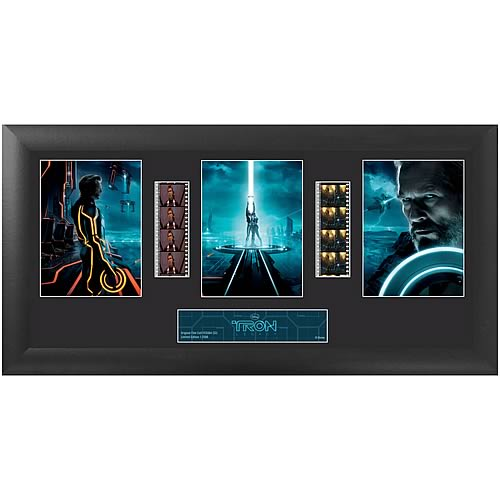 Tron Legacy Series 3 Trio Film Cell
