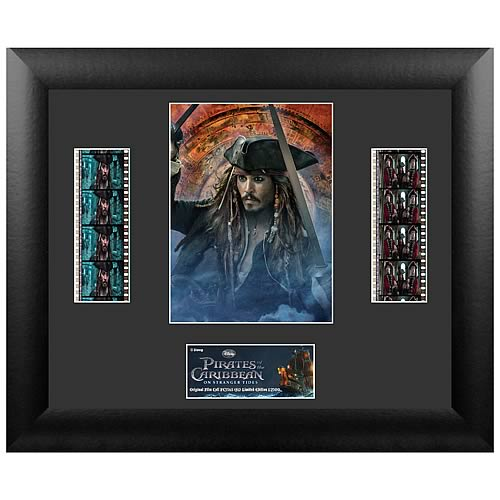 POTC On Stranger Tides Series 1 Double Film Cell