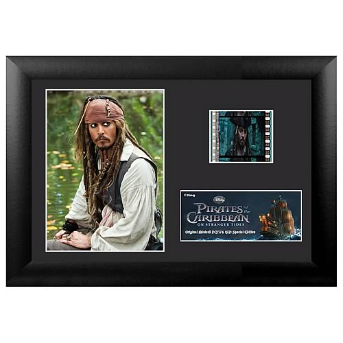 POTC On Stranger Tides Series 2 Mini Cell