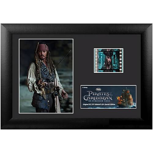 POTC On Stranger Tides Series 3 Special Edition Mini Cell