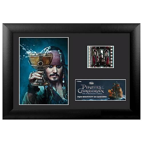 POTC On Stranger Tides Series 4 Mini Cell