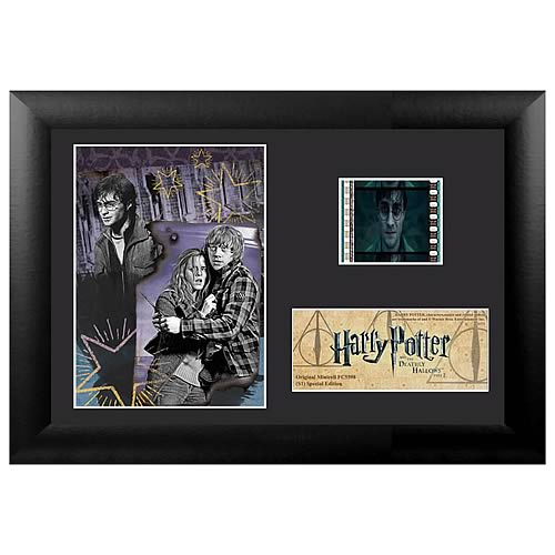 Harry Potter Merchandise Harry Potter Deathly Hallows Part 2 Series 1 Mini Cell