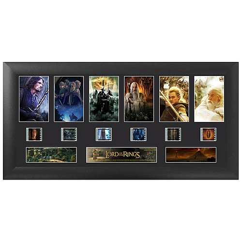 Lord of the Rings Series 1 Deluxe Film Cell