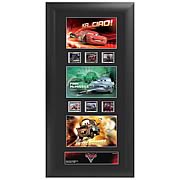 Cars 2 Series 1 Upright Trio Film Cell