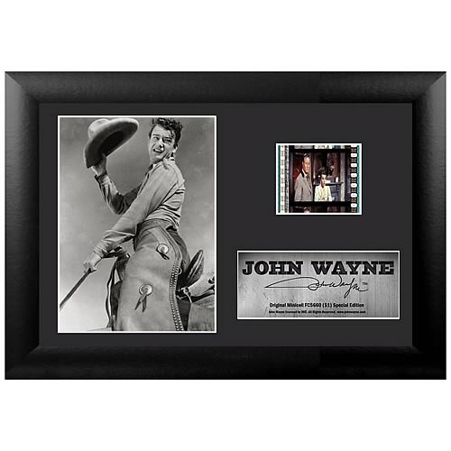 John Wayne Series 1 Special Edition Mini Film Cell