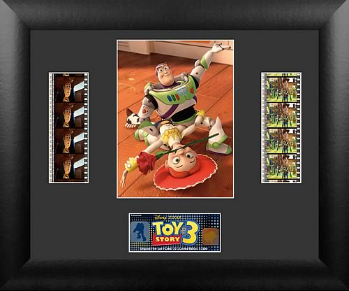 Toy Story 3 Series 1 Double Film Cell