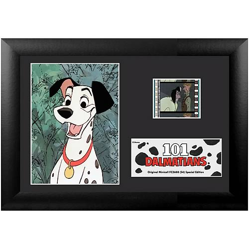 101 Dalmatians Series 4 Special Edition Mini Cell
