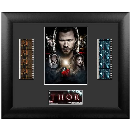 Thor Movie Series 3 Double Film Cell